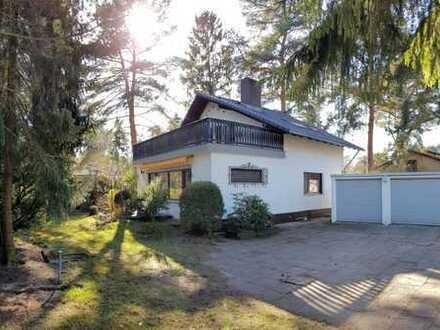 Gelegenheit! - Charmantes Einfamilienhaus mit großer Dachterrasse nahe Groß Glienicker See