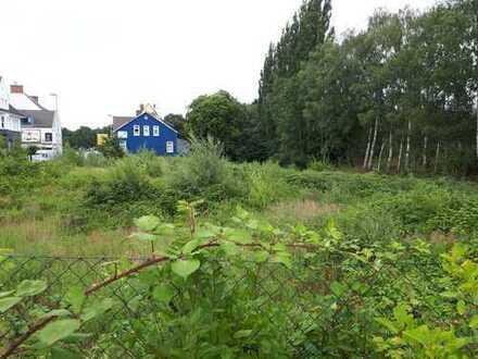 vielseitig nutzbares, unbebautes Baugrundstück im Herzen von Bremen - Blumenthal