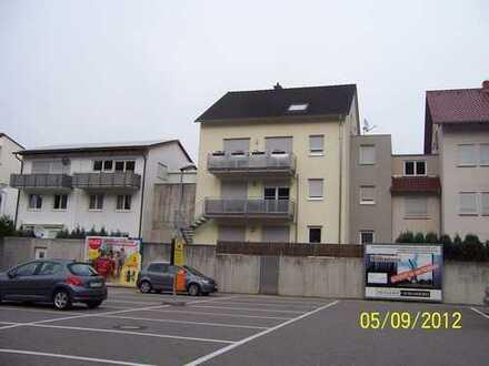 Gepflegte 1,5-Zimmer-Terrassenwohnung mit Balkon und Einbauküche in Eggenstein-Leopoldshafen