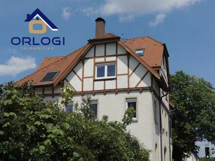 4,5-Zimmer-Maisonette-Wohnung in zentraler Lage in Laupheim