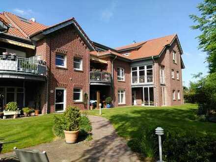 Barrierefreies Wohnen in Seniorenanlage in Dörpen- Pflegedienst hausansässig