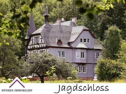 "einzigartig ""Jagdschloss Luitpoldhöhe"""