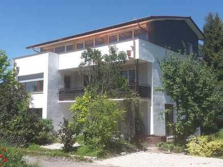 Vor kurzem saniert: attraktive 3-Zimmer-Wohnung mit Einbauküche und Balkon in Dettingen /Erms