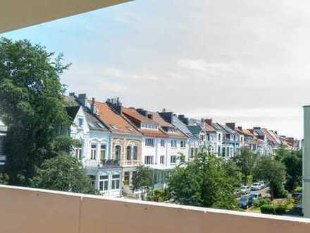 Helle, frisch renovierte 3-Zimmer Wohnung in überaus begehrter Lage