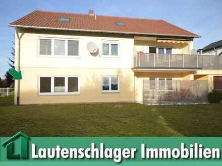 Ideal für Gartenliebhaber! Ruhig gelegene 2-Zi.-EG-Whg. in Neumarkt-Holzheim