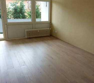 3-Zimmer, Küche, Bad, WC, Balkon, Keller, Gemeinschaftsgarten