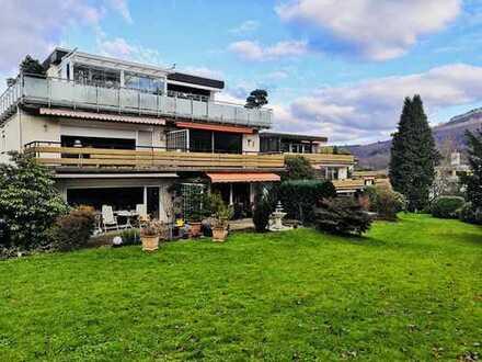 Provisionsfreie Terrassenwohnung mitten in Baden-Baden mit 22.000 qm Gartenanlage