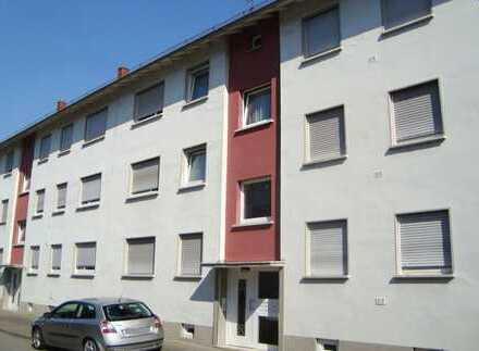 3-Zimmer-Erdgeschoss-Wohnung mit Balkon in Schwetzingen