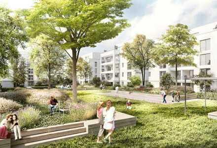 1-Zi. Appartment mit Loggia in Uninähe am Klostergarten