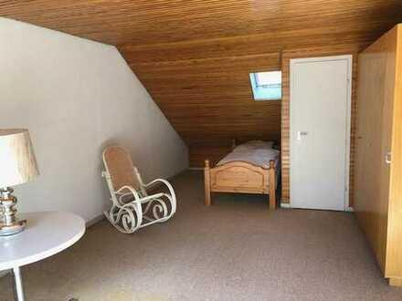 WG-Zimmer in gr. Haus, EBK, gr. Wohn/Essbereich, Rheinblick, Dachterasse, ohne Makler