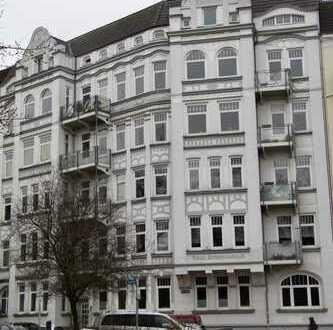 Schrevenpark, – großzügige Dachgeschosswohnung in ausgezeichneter Lage