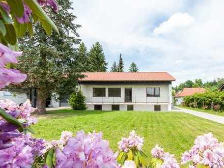 Einfamilienhaus mit großem Garten und Platz für die ganze Familie