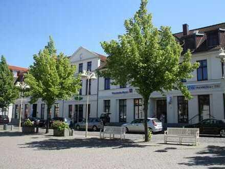 Schöne 2 Zimmer Wohnung am Marktkarre in zentraler Lage von Bad Doberan