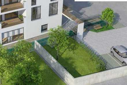 Moderne und geräumige 2,5-Zimmer-Wohnung in Augsburger Innenstadt