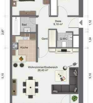 Attraktive 3 Zimmer Wohnung mit Balkon und vielem mehr...