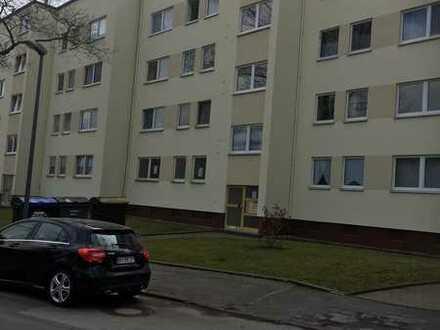Gepflegte 3-Raum-Wohnung mit Balkon in Bochum Hamme, Hofstede