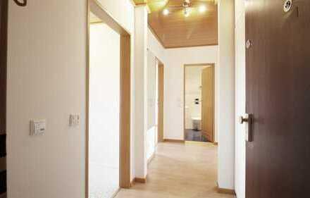 Vollständig renovierte 2-Zimmer-Wohnung mit Balkon und EBK in Wesseling