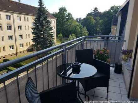 Schmucke Eigentumswohnung mit Balkon +++