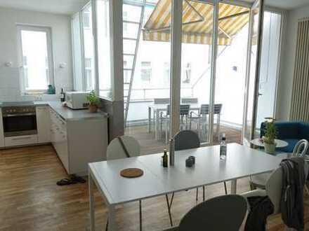 Freundliches, ruhig gelegenes Zimmer in Kreuzberg - Südstern