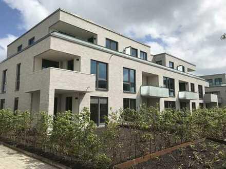 Neubauwohnung mit großzügigem Balkon im grünen Eidelstedt