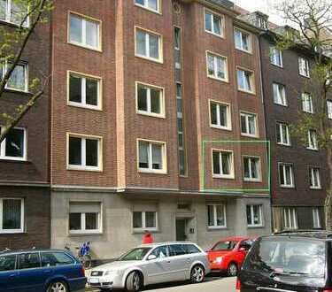 Stilvolle 3-Zimmer-Wohnung mit großem Balkon in begehrter Lage