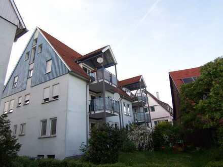 Herrliche Dachgeschosswohnung in Kuppingen