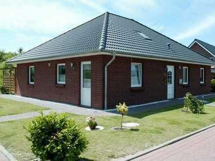 HÄUSER FÜR'S LEBEN - altersgerecht gebaut - der Bungalow mit 3 Zimmern in Brieselang