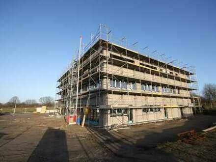 Neubau eines Ärztehauses – Gewerbefläche im 1. Obergeschoss – Verfügbarkeit Sommer 2020