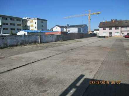 Gewerbegrundstück mit 2.678 m² als Freifläche, Lagerfläche zu vermieten - Provisionsfrei