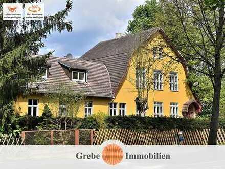 Gehen Sie wieder zur Schule! Wohnen und Gewerbe in Seenähe in der Alten Schule Zernsdorf.