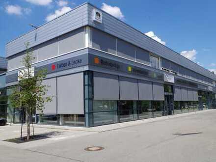Helle und flexible Büro-/Ausstellungsfläche, 1. OG, 440 qm im EURO-INDUSTRIEPARK - München-Freimann