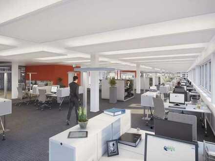 Herausragende Bürofläche in TOP-Lage mit spitzen Potential! - PROVISIONSFREI
