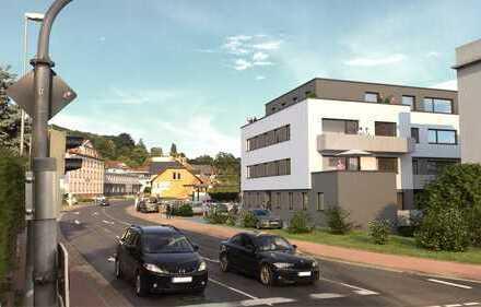 NEUBAU in Gelnhausen Seniorengerechte Wohnung (Nr.6) mit Tiefgarage und Aufzug
