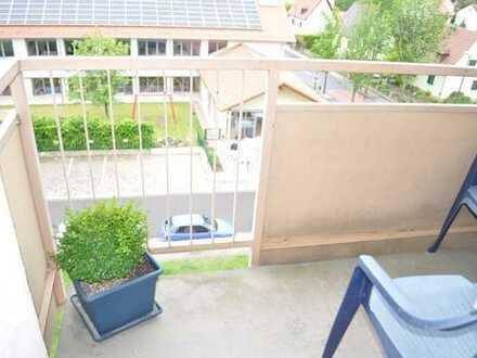 Freundliche 1-Zi.-Wohnung mit Balkon