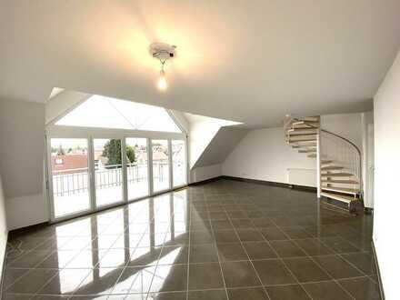 Exklusive Maisonetten Wohnung in wundervoller Lage direkt in Bad Rappenau