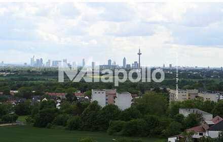 Ca. 3,5% RENDITE in Frankfurt am Main - möblierte Wohnung mit Skylineblick