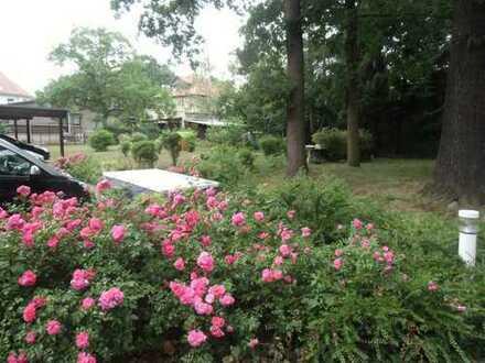 Wohnen in bevorzugter, ruhiger und grüner Lage in Radebeul