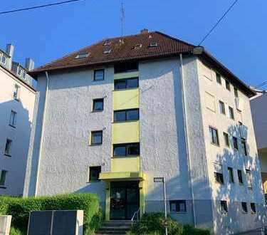2 Zimmerwohnung als Kapitalanlage in Stuttgart-Ost