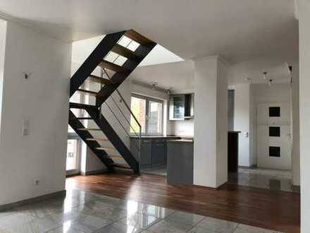 Sehr gut vermietete 3 1/2 Zimmer-Wohnung über 2 Etagen in Müngersdorf zur Kapitalanlage!
