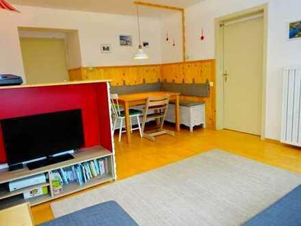 3,5-Zimmer-Wohnung - ruhig, grün und stadtnah