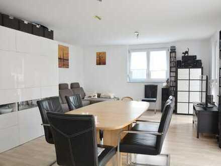 Neuwertige helle Eigentumswohnung mit 3 Zimmern und Terrasse im Herzen von Waldbronn