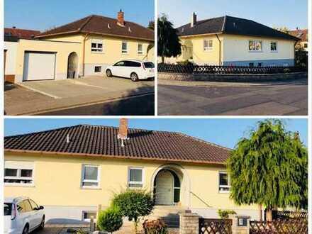 Schönes, geräumiges Haus mit vier Zimmern in Schweinfurt (Kreis), Grettstadt