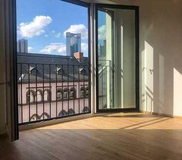 Erstbezug: Skyline-Blick 6 Etage zwischen HBF und Innenstadt 2-Zimmer mit Einbauküche