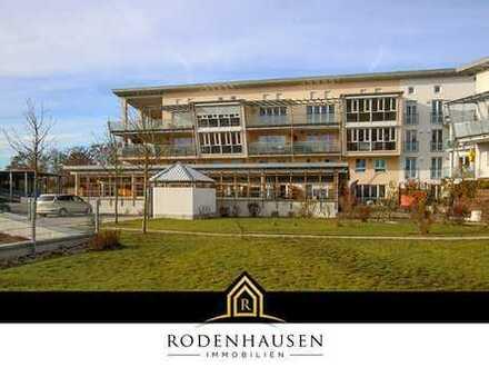 Dachterrassen-Traumwohnung am Golfplatz in Olching
