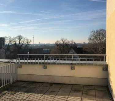 4-Zimmer-Wohnung mit sonniger Dachterrasse