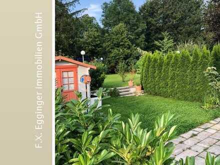 Investment - 3 Zimmer Gartenwohnung mit Souterrain