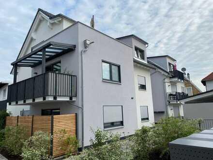 wunderschöne helle 3-Zimmer-Wohnung mit Balkon in Oftersheim Mitte