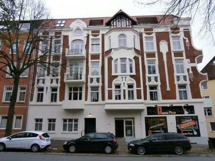 HAMBURG - TOP-Jugendstilhaus 12 Wohnungen, 1 Gewerbe, -Rotklinker-Fassade *** in sehr guter Lage ***