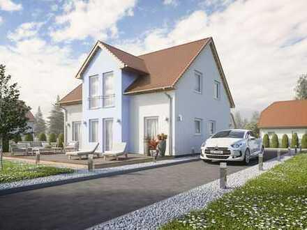 OHNE Pflicht zur Holzfassade - Baugrundstück in Borkwalde