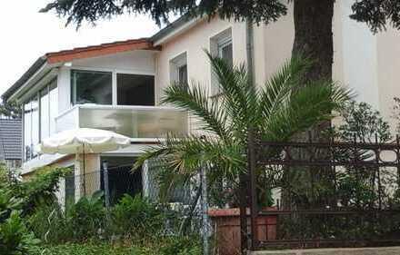 4-Raum Wohnung als Einfamilienhaus mit Garten